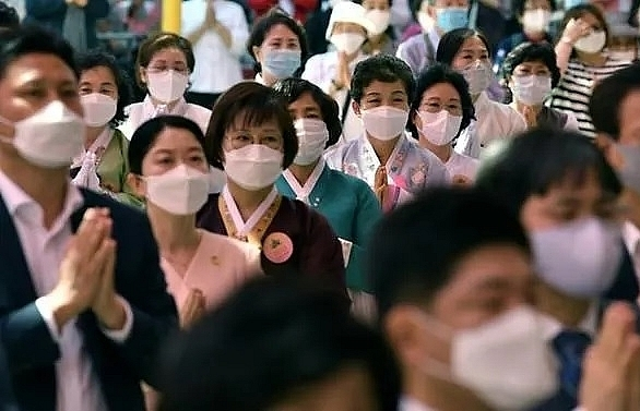 south korea reports 46 new covid 19 cases as it tackles second wave