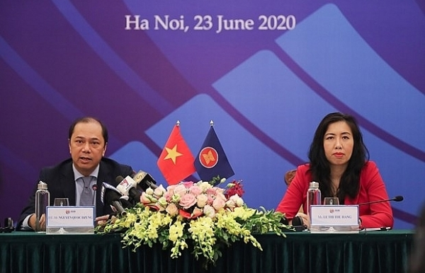 36th asean summit to concentrate on addressing covid 19 crisis deputy fm
