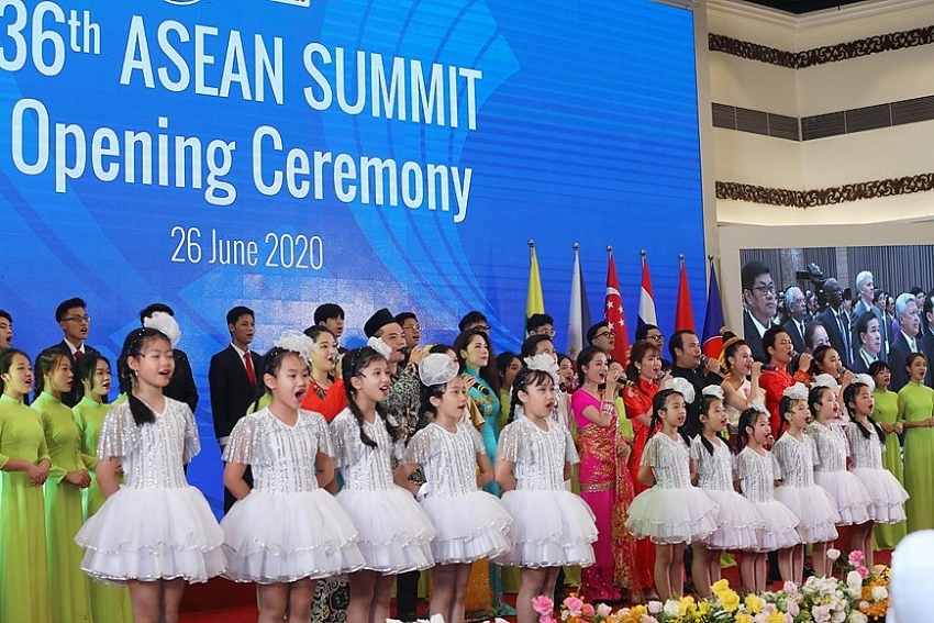opening ceremony of 36th asean summit