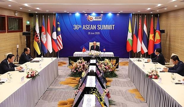 chairmans statement of 36th asean summit