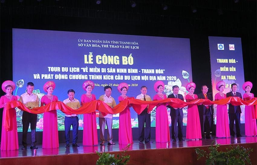 ninh binh thanh hoa unveil new heritage tour