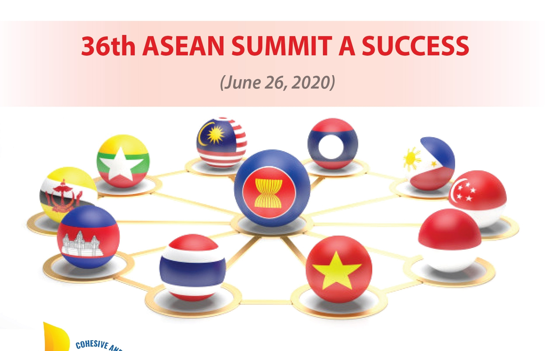 36th asean summit a success infographics