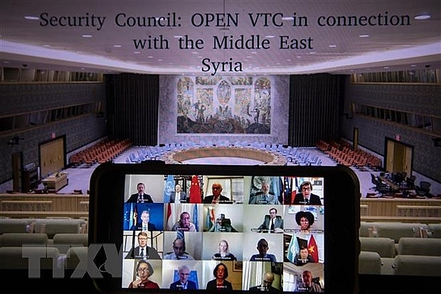 vietnam calls on intl community to maintain humanitarian aid for syria