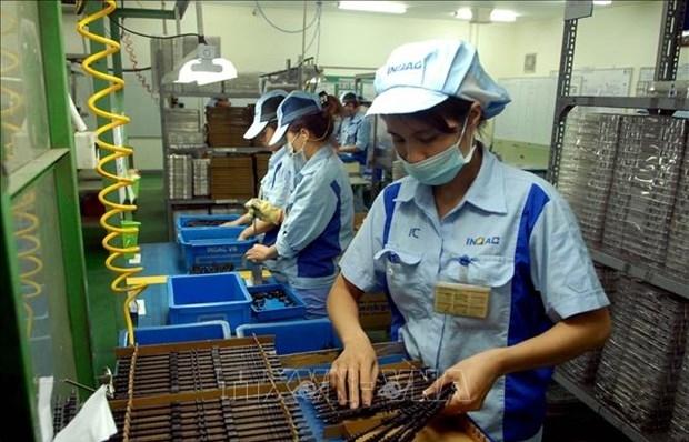 hanoi attracts 5192 million usd in fdi in five months