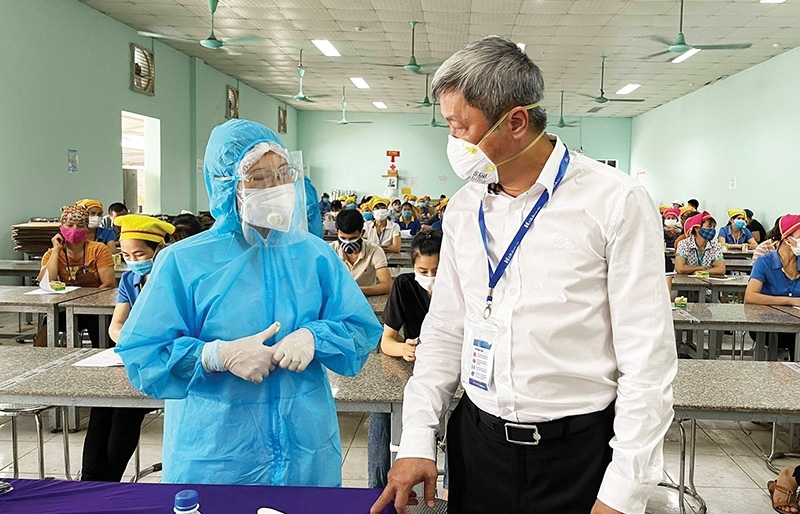 virus hit provinces seek continuation of production
