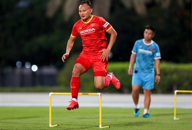intl football body highlights veteran midfielders role in world cup qualifiers