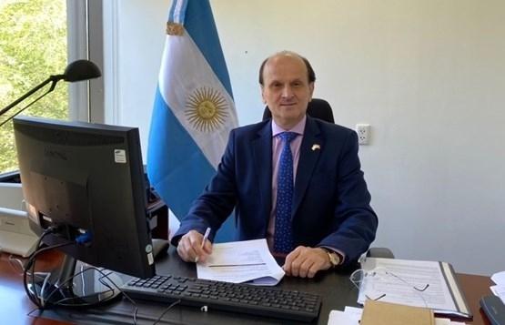 Argentina hopes for strategic partnership with Vietnam: ambassador