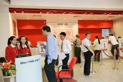 hsbc vietnam named best foreign commercial bank