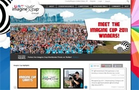 microsofts imagine cup 2011 winners