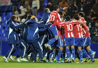 lucky paraguay reach copa america final