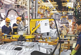auto assembly tax issues leave car industry in a spin