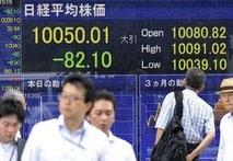 US default prospects stalk global stock markets