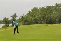 skorean firm opens golf course in dong nai