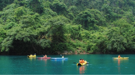 Vietnam's sleeping beauty: Quang Binh province
