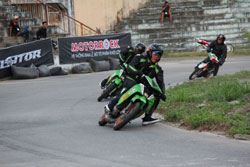 adrenaline fires motorcyclists