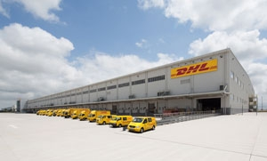 dhl express launches its 175 million north asia hub