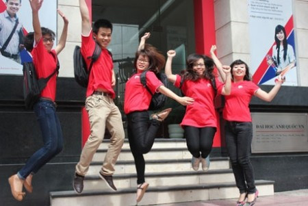 time to gain admission at british university vietnam