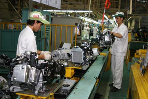 hanoi industrial parks see strong rise in investment