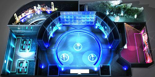 mercedes benz fascination motorshow 2013 hanoi on the spotlight