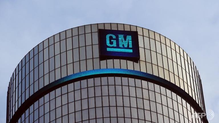General Motors Headquarters In Detroit USA AFP Stan Honda