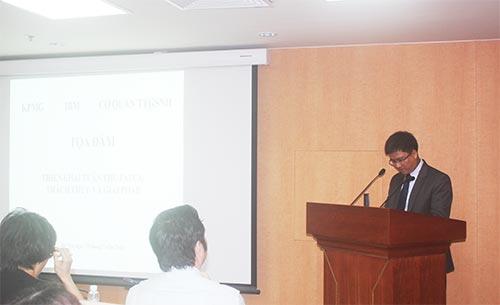 kpmg addresses sbv seminar on fatca implementation