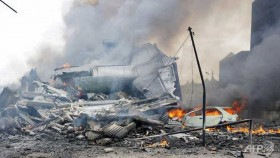 at least 116 dead in indonesia military plane crash