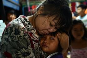 Orphans' teary eyes at closed 'happy house' in Ho Chi Minh City (pics)