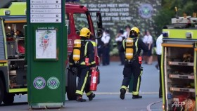 Wimbledon Centre Court evacuated after fire alarm