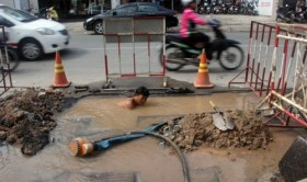 Tap water loss reaches 30 percent in Ho Chi Minh City