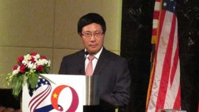 deputy pm stresses potential for upgrading vietnam us ties