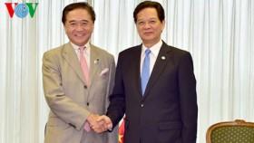japanese leader praises vietnams cultural contribution