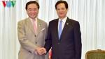 Japanese leader praises Vietnam's cultural contribution