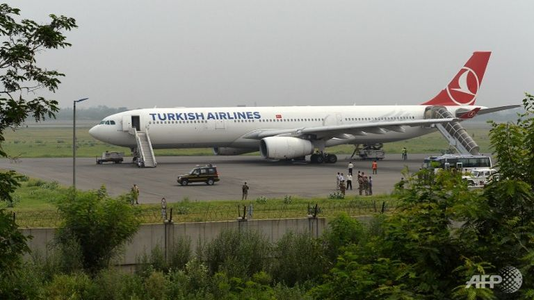 Turkish Airlines jet diverts to Delhi after bomb threat