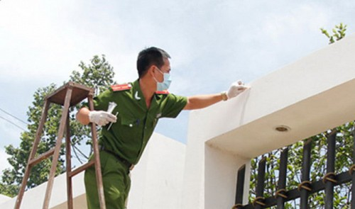 police resort to public help in search of massacre culprits in southern vietnam