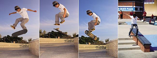 skating benefit growth