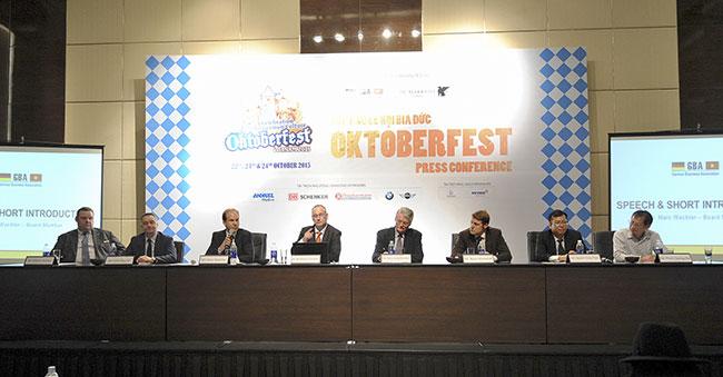 jw marriott hanoi hosts oktoberfest 2015