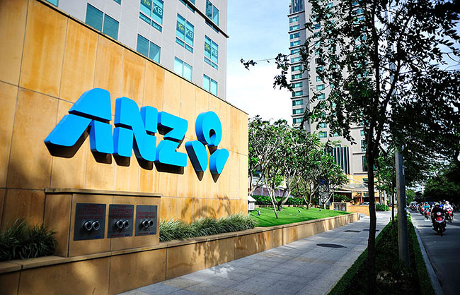 ANZ ranked best for FX products and services in VN
