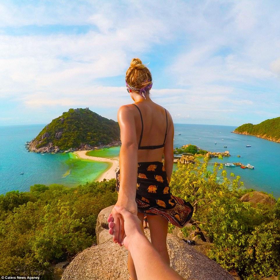Canadian Couple Take Followmeto Photos In Vietnam New