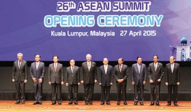 ASEAN sets pace of global integration
