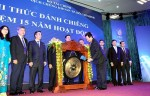 Viet Nam's stock market helps drive the economy