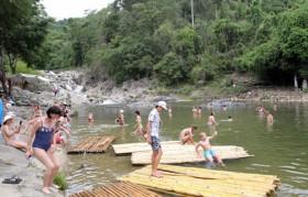 Tourist figures rebound in July