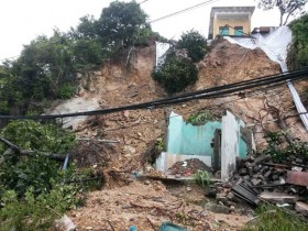 Northern Vietnam faces heavy rain, flooding
