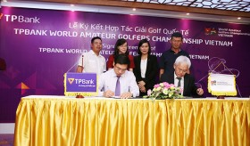 TPBank to organise World Amateur Golfers Championship in Vietnam