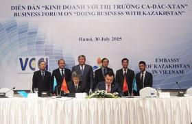 Saigontourist, Astana Expo-2017 cooperate to promote Vietnam-Kazakhstan trade, tourism