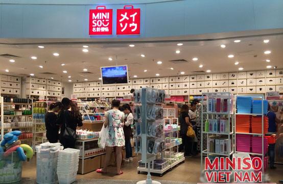 japanese retailer miniso sets foot in vietnam
