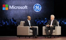 ge and microsoft partner to bring predix to azure