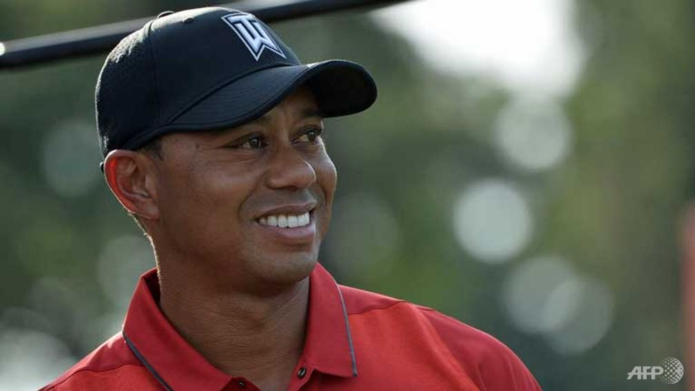tiger woods out of last major of the year