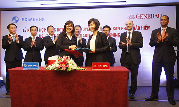 Generali Vietnam and Eximbank establish bancassurance partnership Money Banking Investments Shares