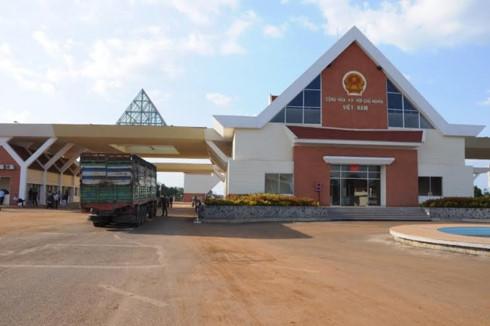tay ninh invests over vnd11 trillion in border belt road