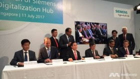 Siemens opens Singapore digital hub to develop smart solutions for businesses